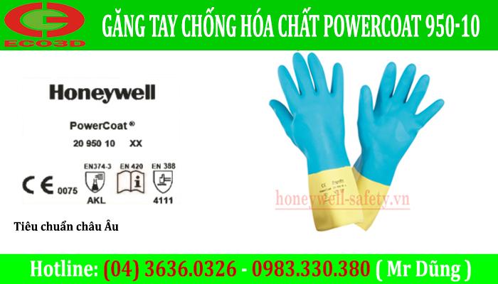 găng tay chống hóa chất PowerCoat 950-10