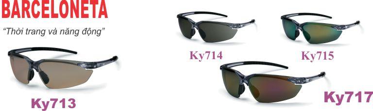 kính king's ky711