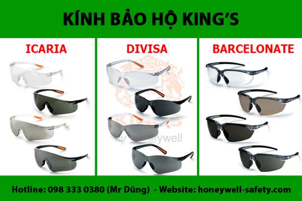 phân phối các loại bảo hộ King's