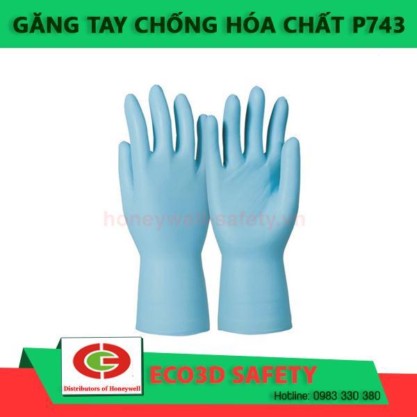 ECO3D-găng tay chống hóa chất một lần P 743 KLC
