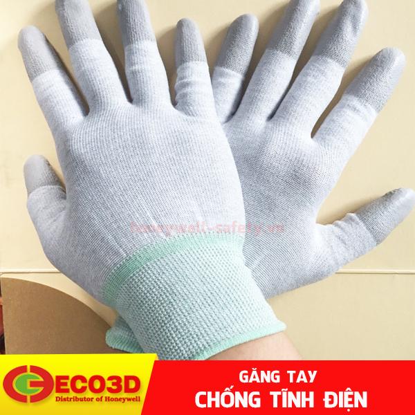 găng tay chống tĩnh điện trong khu công nghiệp
