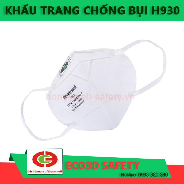 khẩu trang chống bụi H930 Honeywell