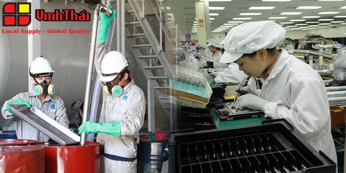 Lựa chọn găng tay bảo hộ lao động cho phù hợp